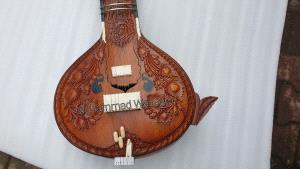 Custom Full Carving Surbahar