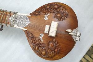 Custom Tun Wood Surbahar